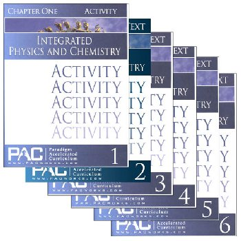 Integrated Phys & Chem Year 1 Actys (Ch.1-6)