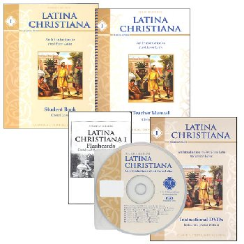 Latina Christiana I Complete Set Revised Edition