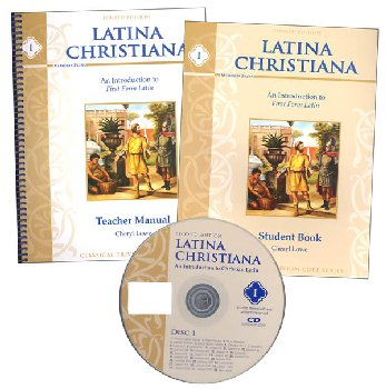Latina Christiana Set with Audio CDs