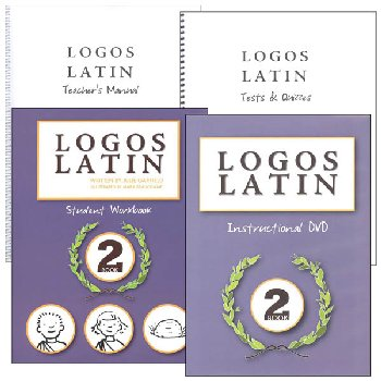 Logos Latin 2 Complete Package