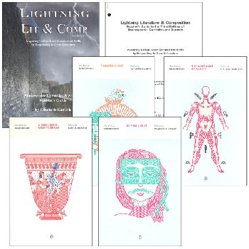 Lightning Literature & Composition Shakespeare's Comedies Package