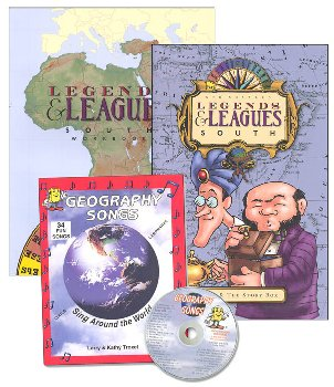 Legends & Leagues South Set