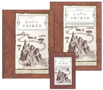 Latin Primer 1: Package 3rd Edition - No Flashcards