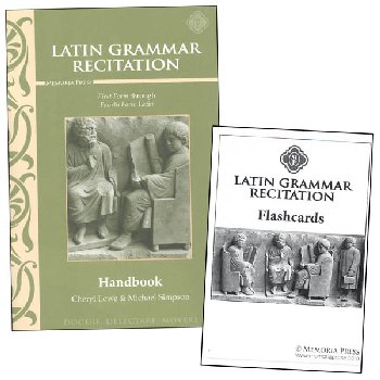 Latin Grammar Recitation Program