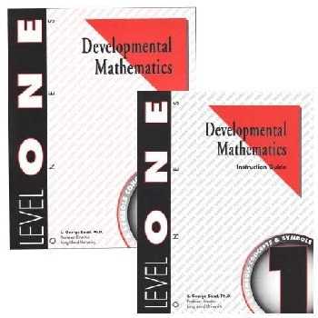 Developmental Math Level 1 Teacher & Student