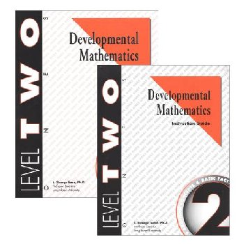 Developmental Math Level 2 Teacher & Student
