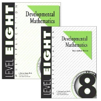 Developmental Math Level 8 Teacher & Student