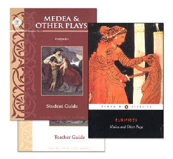 Medea and Other Plays by Euripides Set