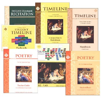 Memoria Press Curriculum 7th Grade New User Set