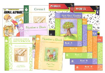 Memoria Press Curriculum Kindergarten Consumables Package