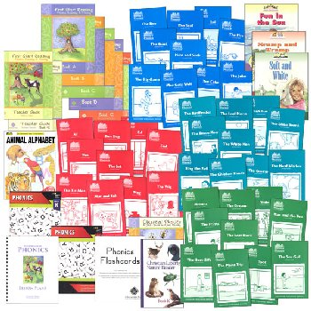 Memoria Press Kindergarten Phonics & Spelling Package