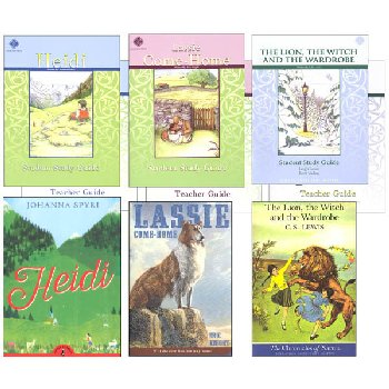 Memoria Press Literature Fifth Grade Package