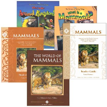 Memoria Press Mammals Set