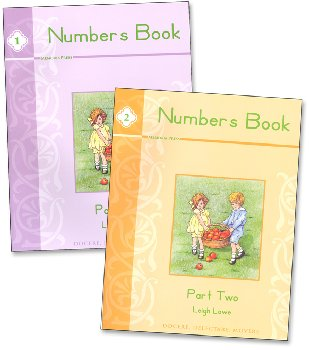 Numbers Books 1 & 2 (2 Book Set)