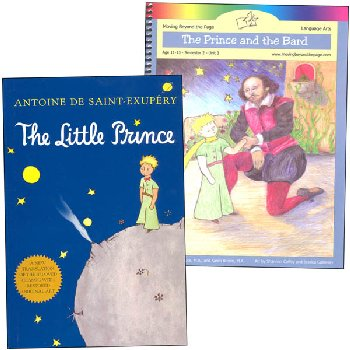 Prince and the Bard Literature Unit Package