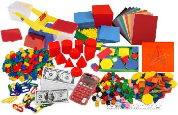 Purposeful Design Math Grade 1 Manipulative Kit