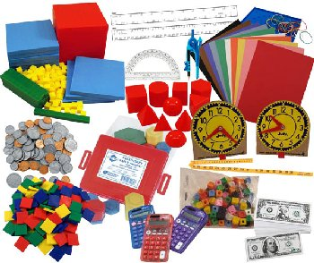 Purposeful Design Math Grade 4 Manipulative Kit
