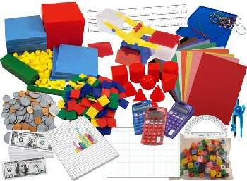 Purposeful Design Math Grade 5 Manipulative Kit