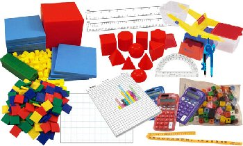 Purposeful Design Math Grade 6 Manipulative Kit