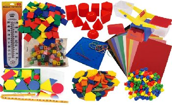 Purposeful Design Math Grade K Manipulative Kit
