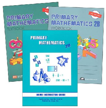 Primary Math US 2B Set