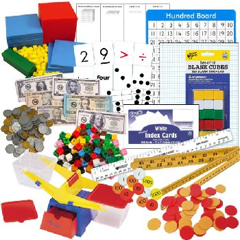 Primary Math US Level 2 Manipulatives Package
