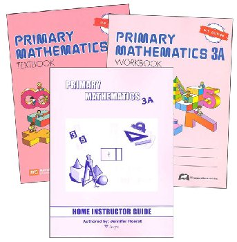 Primary Math US 3A Set