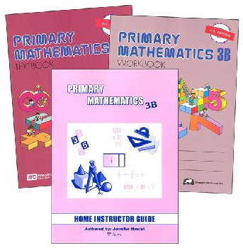 Primary Math US 3B Set