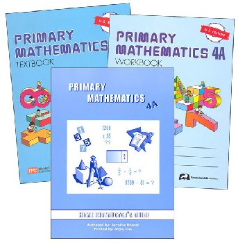 Primary Math US 4A Set