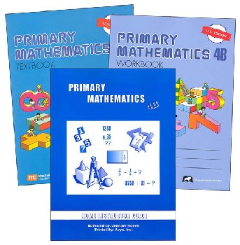 Primary Math US 4B Set