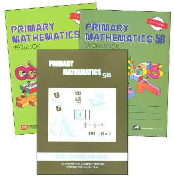 Primary Math US 5B Set