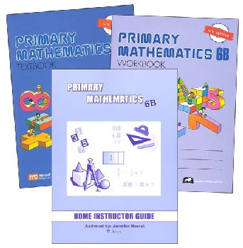 Primary Math US 6B Set