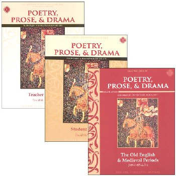 Poetry, Prose & Drama Book 1 Set