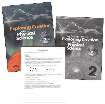 Exploring Creation w/ Physical Science SET