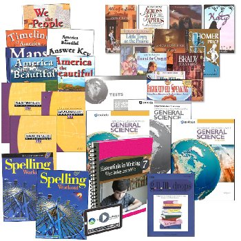 Rainbow Curriculum Starter Package - 7th Gr.