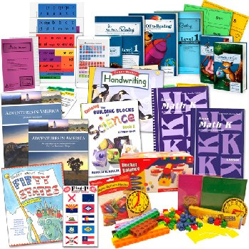 Rainbow Starter Package Kindergarten Secular