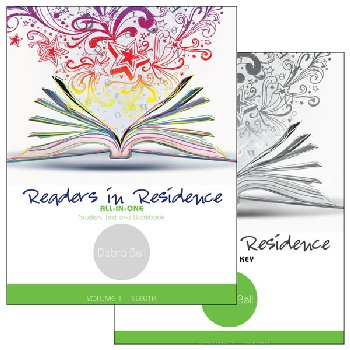 Readers in Residence Volume 1 Set