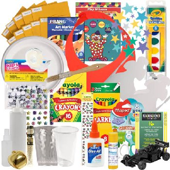 Ready-Made Preschool Level 1 Sibling Pack