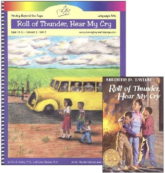Roll of Thunder, Hear My Cry Literature Unit Package