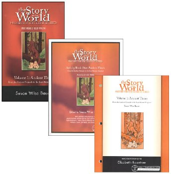 Story of the World Volume 1 Basic Package