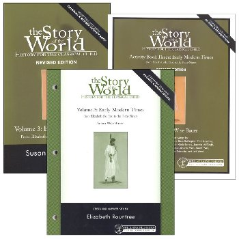 Story of the World Volume 3 Basic Package