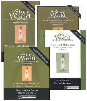 Story of the World Volume 3 Complete Package