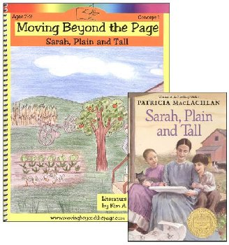 Sarah, Plain and Tall Literature Unit Package
