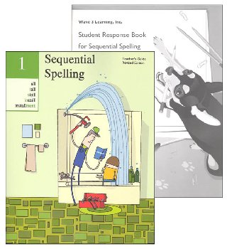 Sequential Spelling Level 1 Revised with Student Response Booklet