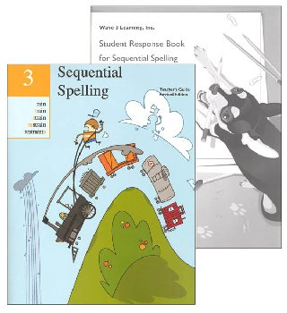 Sequential Spelling Level 3 Revised with Student Response Booklet
