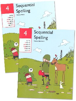 Sequential Spelling 4 Revised Edition Teacher & Student Combo