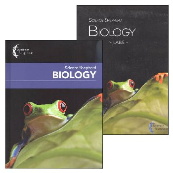 Science Shepherd Biology Course - DVD & Text