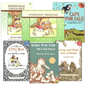 StoryTime Treasures Package