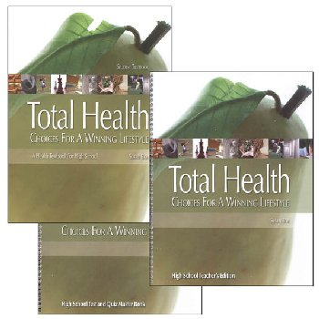 Total Health: Choices for a Winning Lifestyle Set