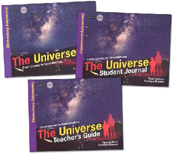 Universe: From Comets to Constellations Package